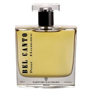 Мужская парфюмированная вода Bel canto от Galimard